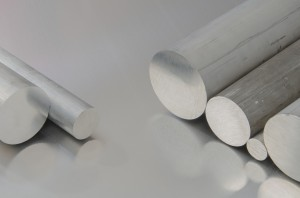 Barra Redonda Aluminio