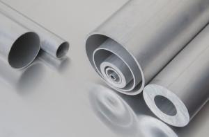 Tubo Redondo Aluminio Extruido