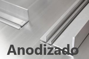 Ángulos Aluminio Anodizado