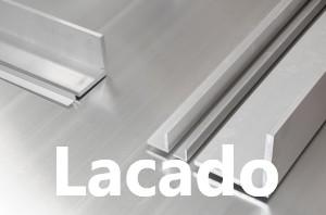 Ángulos Aluminio Lacado
