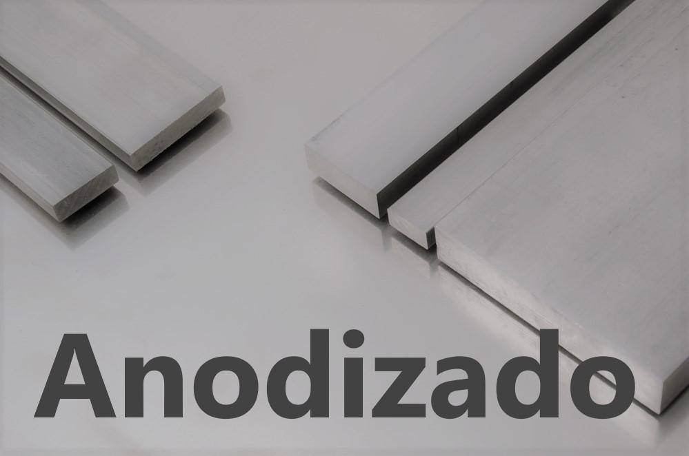 Pletina Aluminio Anodizado
