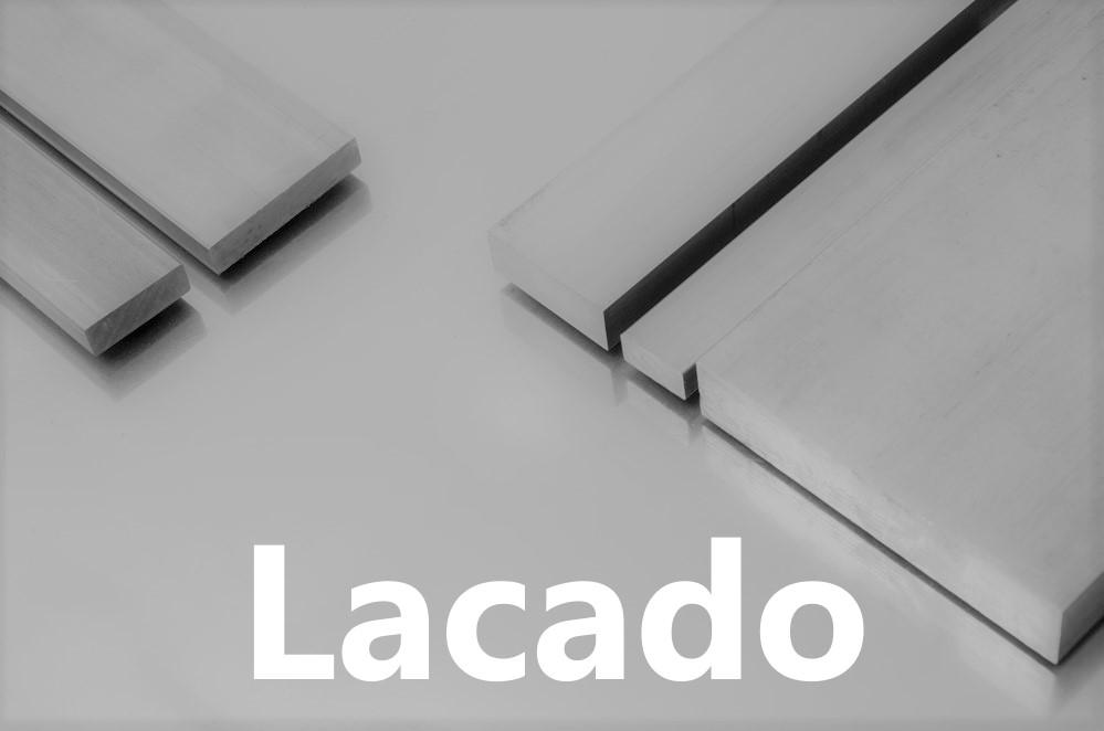 Pletina Aluminio Lacado